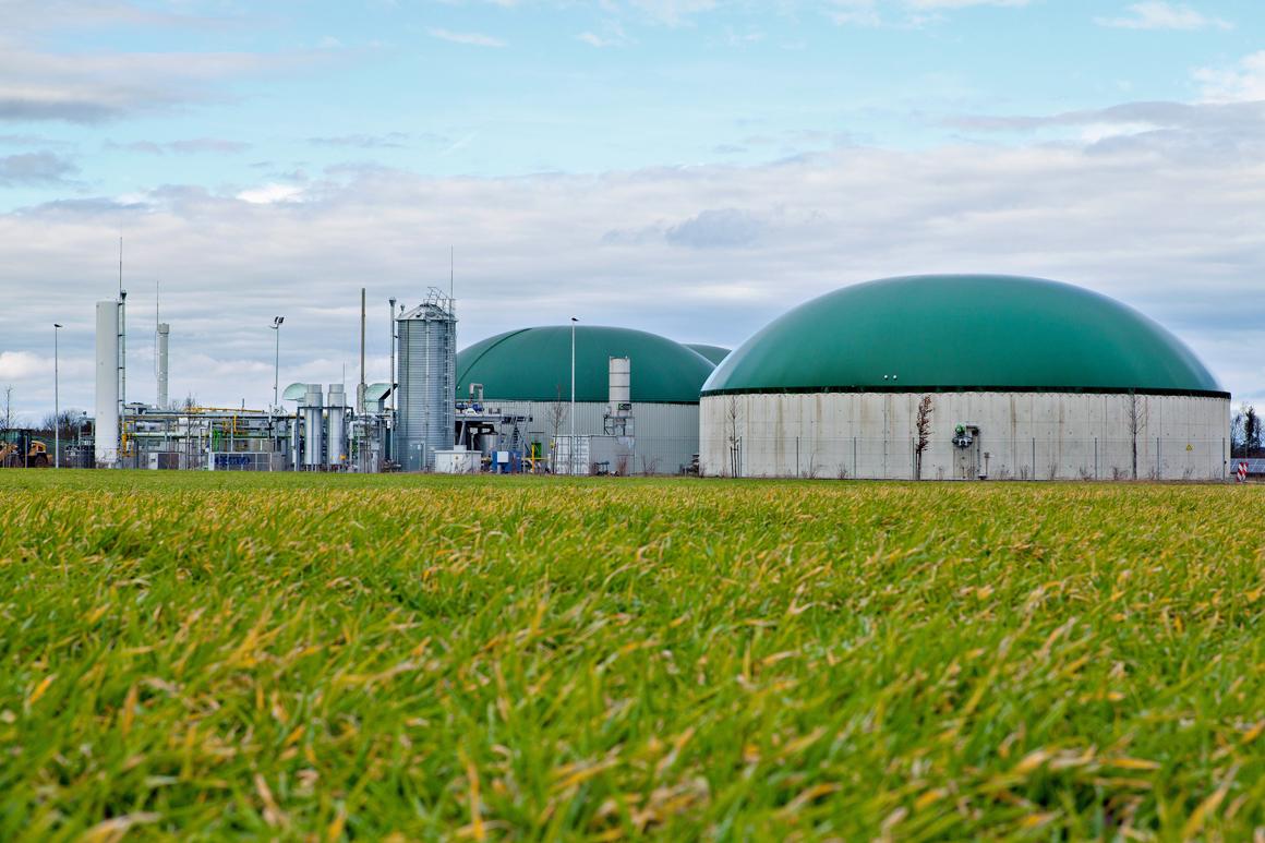Aproveitamento de Biogás em ETAR
